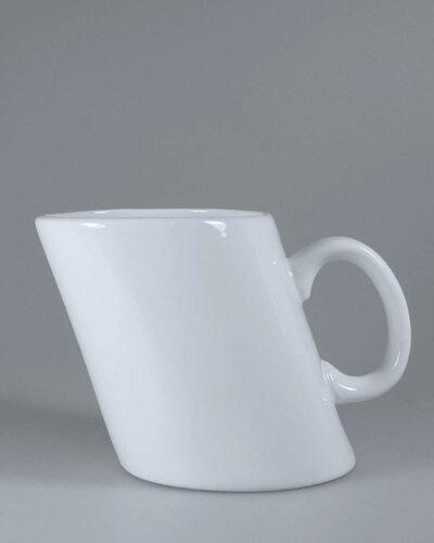schreage Becher PISA II Porzellantasse handgefertigt