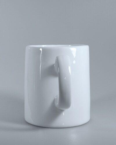 Henkel schreager Becher PISA II Porzellantasse handgefertigt