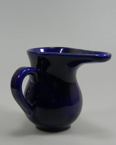 Feuerzangenbecher 25cl für Feuerzangnbowle als Keramiktasse blau