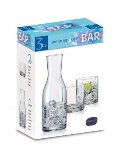 Wasser Set BARLINE Geschenkkarton