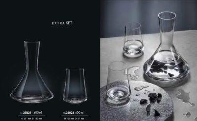 Wasser Set Praemien Set Karaffe Glas EXTRA