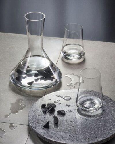 Wasser Set Praemien Set Kristallglas EXTRA