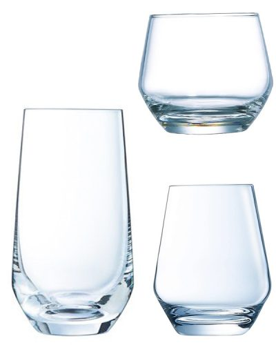 Glasserie ARC LIMA Longdrink Whisky Wasserglas