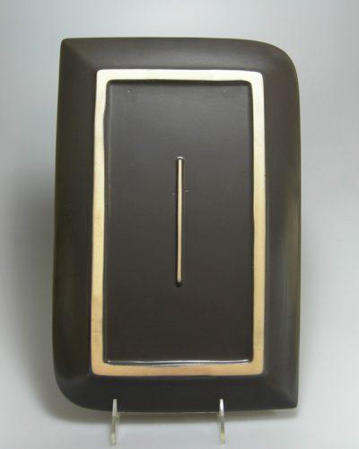 Grillplatte BBQ Planscha Teller Keramik Unterboden