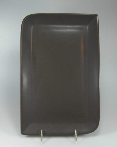 Grillplatte BBQ Planscha Teller Keramik glatt